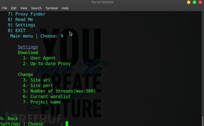 XCTR-Hacking-Tools:一款多合一功能的信息收集工具