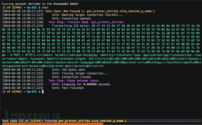 Fuzzowski:一款功能强大的网络协议模糊测试工具